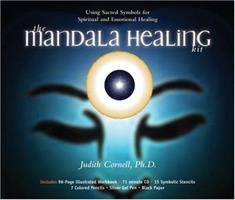 The Mandala Healing Kit: Using Sacred Symbols for Spiritual And Emotional Healing 1591793769 Book Cover