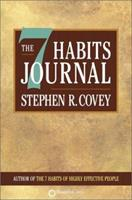 The 7 Habits Journal 0743237064 Book Cover