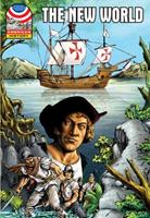 The New World: 1500-1750- Graphic U.S History 159905356X Book Cover