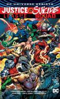 Justice League vs. Suicide Squad 1401272266 Book Cover