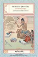 The Treasury of Knowledge, Book 8, Part 4: Esoteric Instructions 1559392843 Book Cover