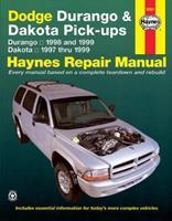 Dodge Durango '98'99 & Dakota '97'99 (Haynes Manuals) 1563923521 Book Cover