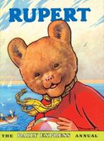 Rupert Annual 1959: Limited Edition Reproduction 140523265X Book Cover