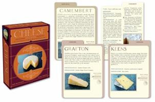 Cheese Deck: A Connoisseur's Guide to 50 of the World's Best 030738179X Book Cover