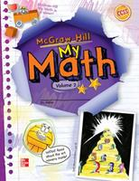 McGraw-Hill My Math, Grade 5, Student Edition, Volume 2 0021161968 Book Cover