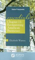 Chapter 11: Reorganizing American Businesses 0735576548 Book Cover