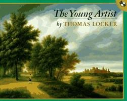 The Young Artist (Picture Puffins) 0140549234 Book Cover