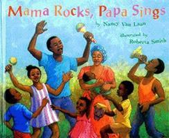 Mama Rocks, Papa Sings (An Apple Soup Book) 0679840168 Book Cover
