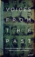 Voices from the Past: Excerpts from Writings of Armenian Revolutionaries 1940573076 Book Cover