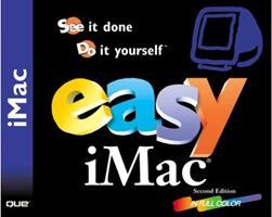 Easy iMac 0789723395 Book Cover