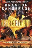 Firefight 0385743599 Book Cover