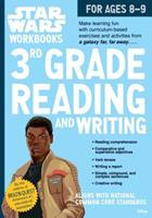 Star Wars Workbook: 3rd Grade Reading and Writing 0761189386 Book Cover