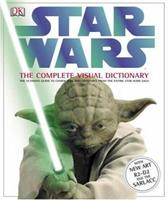 Star Wars: The Complete Visual Dictionary 0756622387 Book Cover