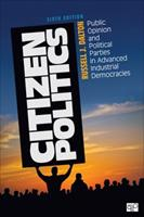 Citizen Politics: Public Opinion And Political Parties In Advanced Industrial Democracies 1568029993 Book Cover