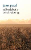 Selberlebensbeschreibung 3954553074 Book Cover