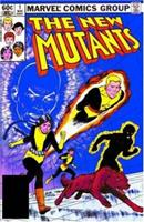 New Mutants Classic Volume 1 TPB (Marvel Graphic Novels (Paperback)) 0785121943 Book Cover