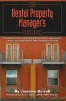 The Rental Property Manager's Toolbox: A Complete Guide Including Pre-Written Forms, Agreements, Letters, And Legal Notices: With Companion CD-ROM 0910627711 Book Cover