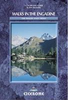Walks in the Engadine: 100 Walks and Treks (Cicerone Mountain Walking) 1852844507 Book Cover