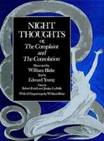 Night Thoughts: Or, the Complaint and the Consolation 0486292142 Book Cover