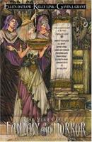 The Year's Best Fantasy and Horror: Eighteenth Annual Collection 0312341946 Book Cover