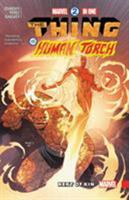 Marvel Two-In-One, Vol. 2: Next of Kin 130291491X Book Cover