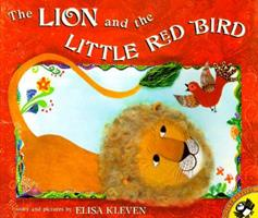 The Lion and the Little Red Bird 0525448985 Book Cover