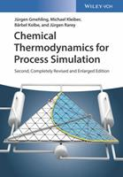 Chemical Thermodynamics for Process Simulation 3527343253 Book Cover