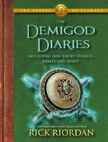 The Demigod Diaries 1423163001 Book Cover