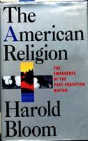 The American Religion 0671867377 Book Cover
