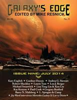 Galaxy's Edge Magazine Issue 9, July 2014 1612422128 Book Cover