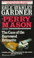 The Case of the Borrowed Brunette 0345343743 Book Cover