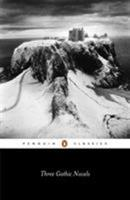Three Gothic Novels : The Castle of Otranto ~ Vathek ~ Frankenstein 0140430369 Book Cover