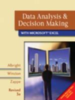 Data Analysis and Decision Making with Microsoft  Excel (with CD-ROM, InfoTrac , and Decision Tools and Statistic Tools Suite)