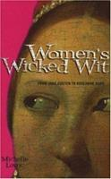 Women's Wicked Wit 155652451X Book Cover