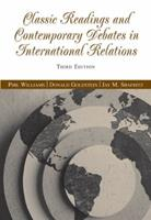 Classic Readings and Contemporary Debates in International Relations 0534631894 Book Cover
