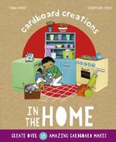 Cardboard Creations - House Stuff 0711243891 Book Cover