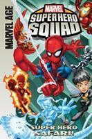 Super Hero Safari 1599618613 Book Cover