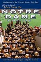 Gerry Faust's Tales from the Notre Dame Sideline 1582613990 Book Cover