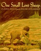 One Small Lost Sheep 0374356491 Book Cover