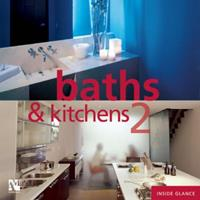 Baths and Kitchens II (Mexican Architects) 9709726072 Book Cover