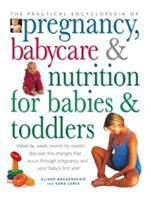 Practical Encyclopedia of Pregnancy, Babycare and Nutrition for Babies and Toddlers 1844776085 Book Cover