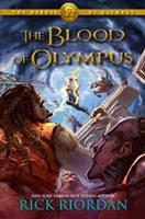 The Blood of Olympus 1423146735 Book Cover