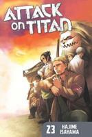 Attack on Titan, Vol. 23 1632364638 Book Cover