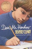 Dear Mr. Henshaw 0440717949 Book Cover