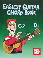 Easiest Guitar Chord Book 0871669846 Book Cover