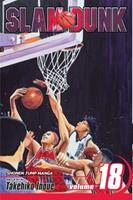 Slam Dunk, Volume 18 1421533251 Book Cover