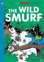 The Smurfs #21: The Wild Smurf 1629915769 Book Cover