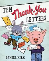 Ten Thank-You Letters 0399169377 Book Cover