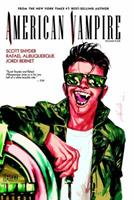 American Vampire, Volume 4 1401237193 Book Cover
