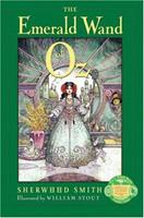The Emerald Wand of Oz 0060296089 Book Cover